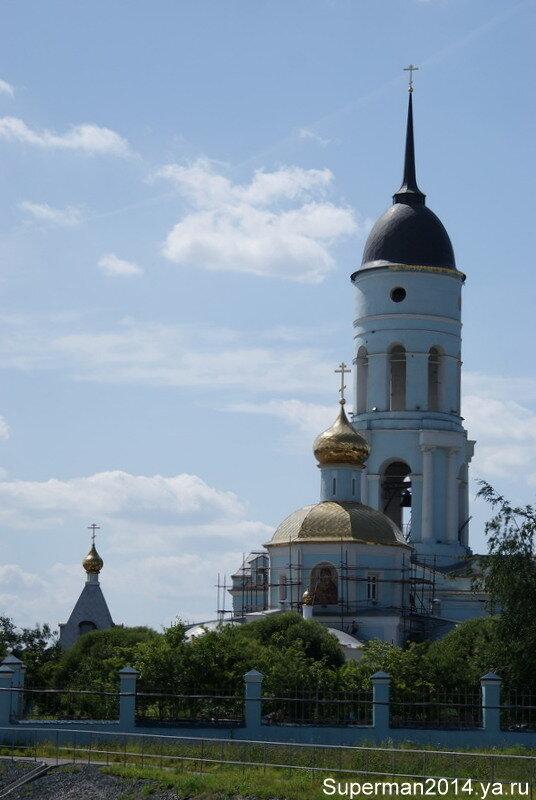 Храм Владимирской иконы Божией Матери в Мытищах