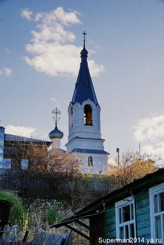 Касимов - Церковь Благовещения Пресвятой Богородицы