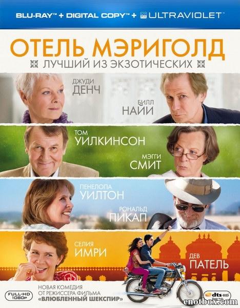 Отель «Мэриголд»: Лучший из экзотических / The Best Exotic Marigold Hotel (2012/BDRip/HDRip)