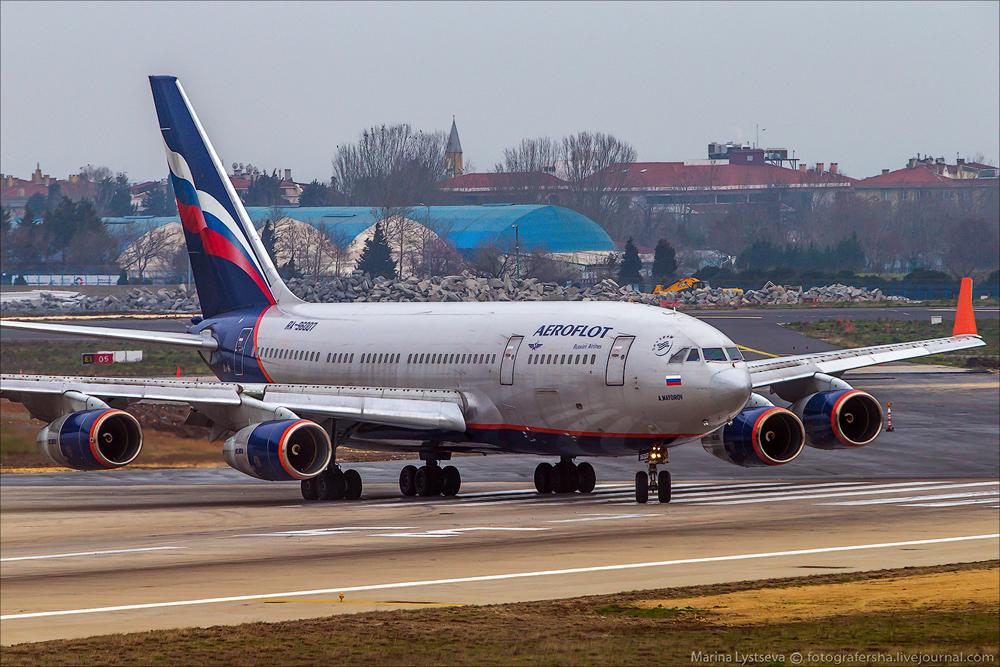 Ил-96-300 Алексей Майоров