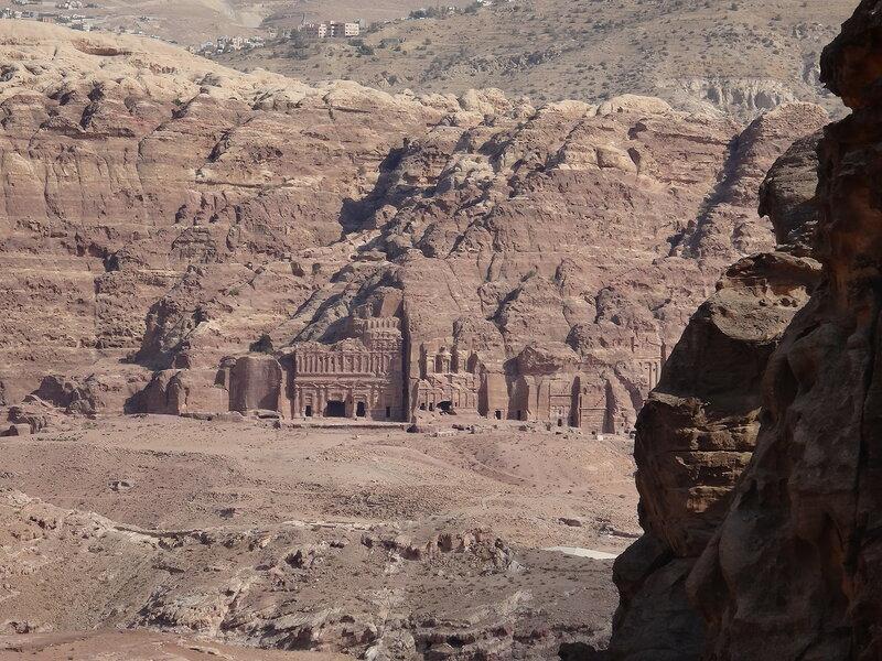 В Иорданию (Петра) на машине из Тель-Авива? - Сделано. Отчет и немного фото.