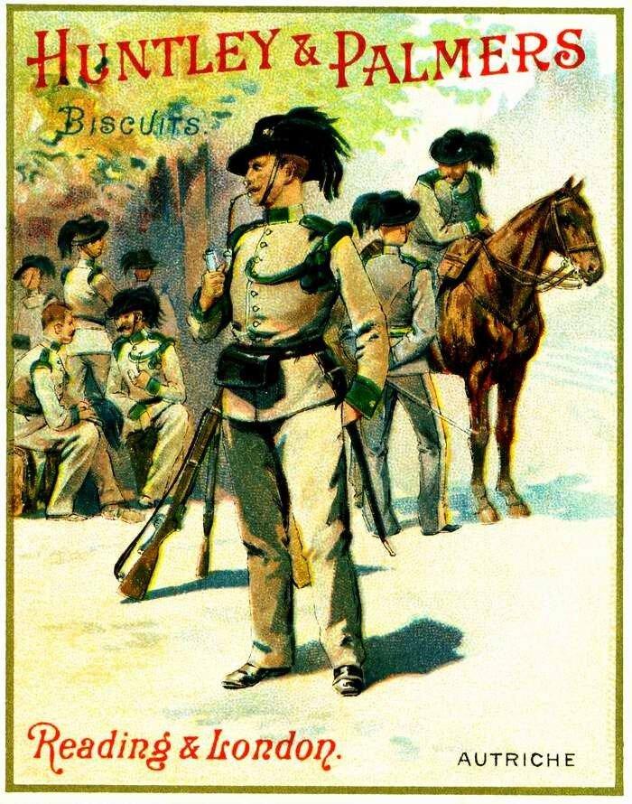 Солдаты австро-венгерской армии (2)
