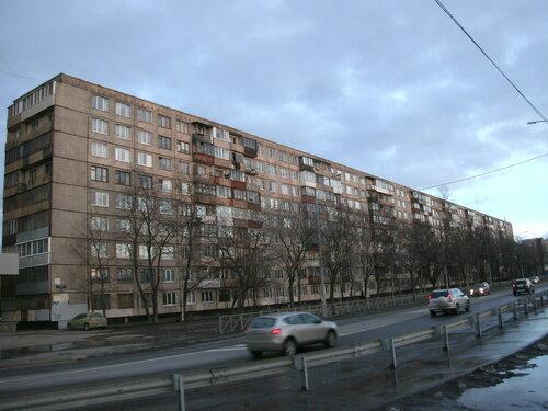 Белградская ул. 34к1