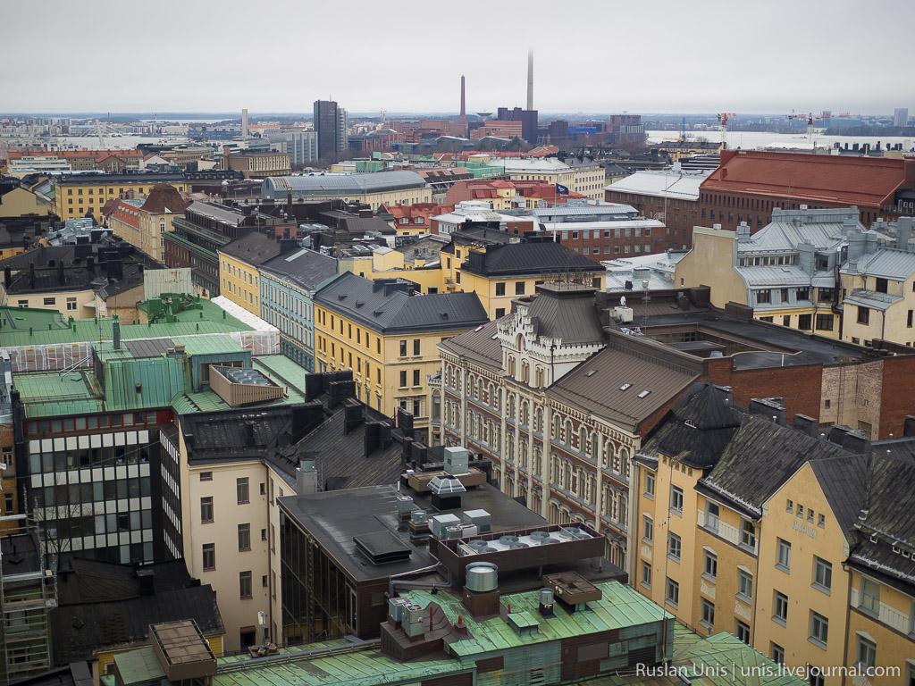 Туалет в Хельсинки