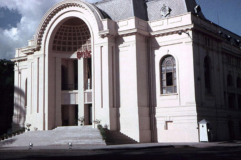 36. Дом Национальной ассамблеи Республики