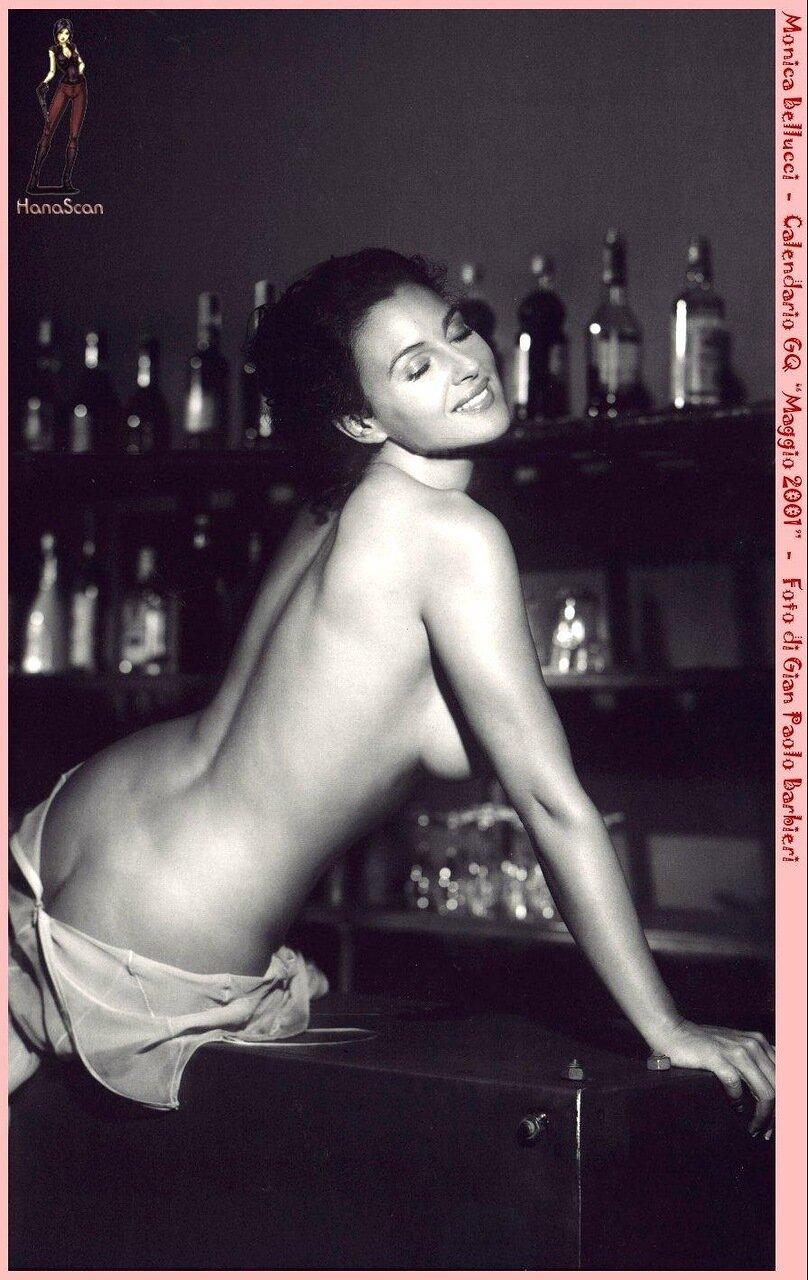 Calendario Gq.Monica Bellucci Humus Livejournal