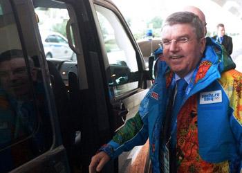 МОК: Сочи полностью готов к проведению Олимпиады