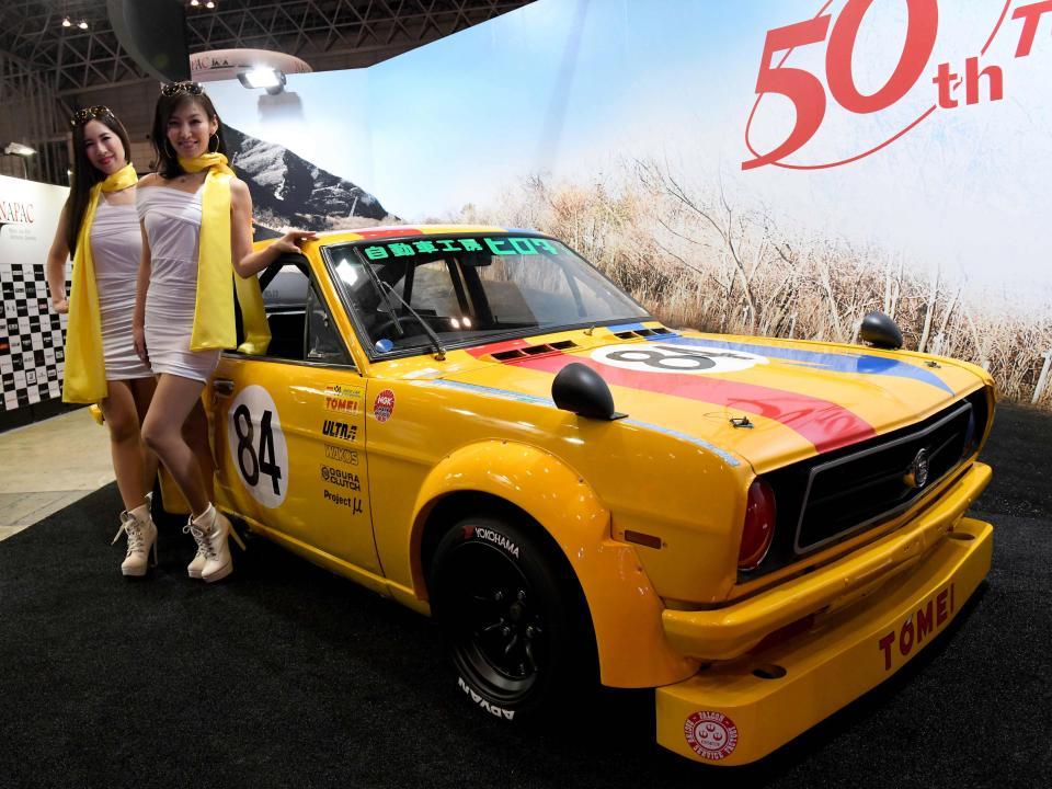 Токийский автосалон 2018