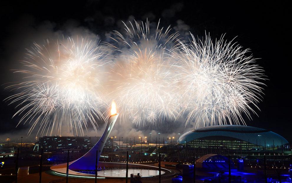 Сочи 2014 Церемония открытия