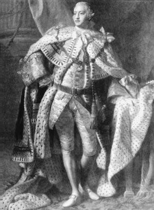 еорг III. Портрет кисти Алана Ремсея.