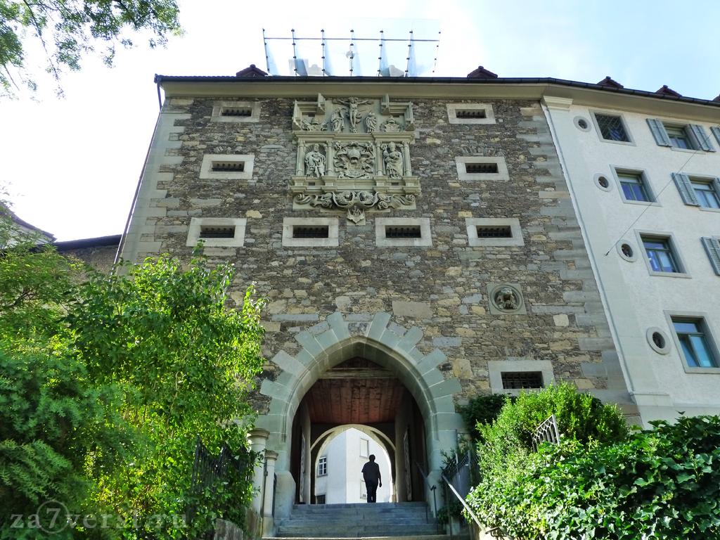 Санкт-Галлен, Швейцария