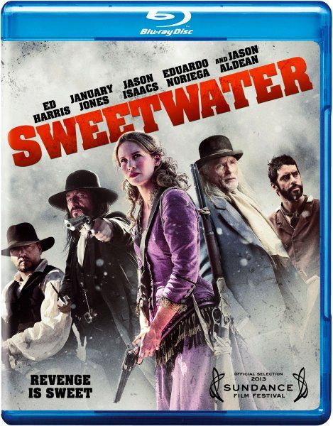 Пресная вода / Sweetwater (2013) BDRip/720p + HDRip