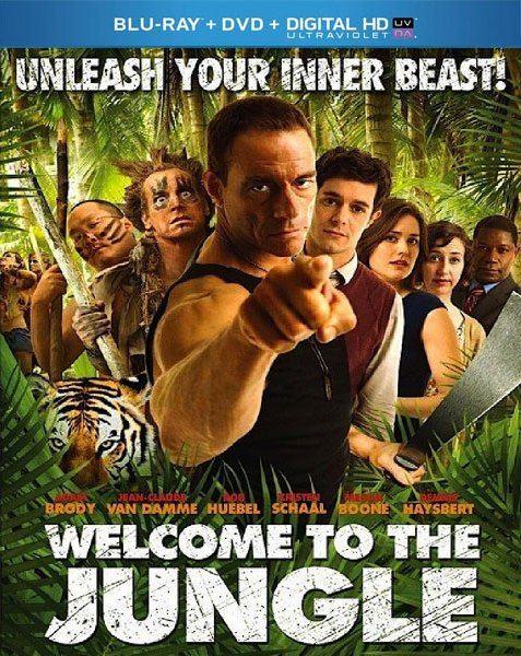 Добро пожаловать в джунгли / Welcome to the Jungle (2013) BDRip 1080p + 720p + HDRip