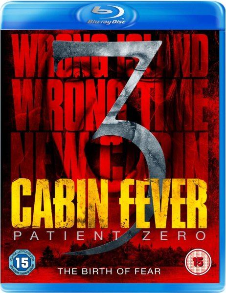 Лихорадка: Пациент Зеро / Cabin Fever: Patient Zero (2014/BDRip 720p/HDRip)