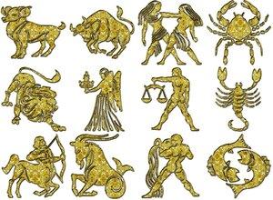 Надеюсь, что эта подборка Знаков Зодиака, нарисованных автором, кому-то пригодится!