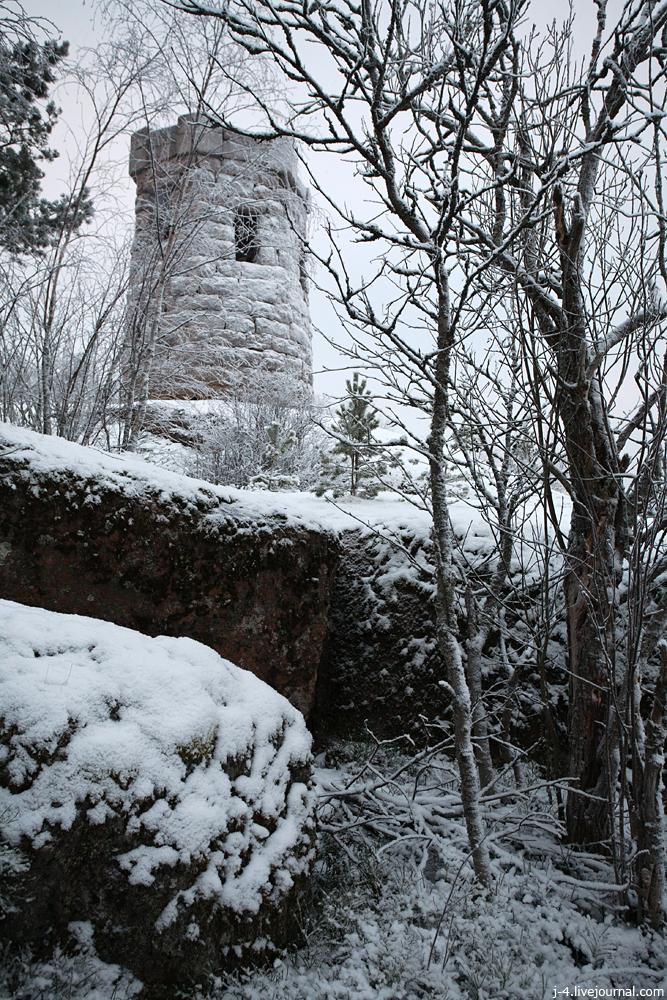 фотопутешествия, фототуризм, фото, башня Тура, остров Верхолаз