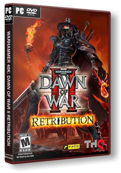 Warhammer 40,000: Dawn of War II - Retribution [v3.19.1.6123] (2011/Buka Entertainment/RUS/Repack by Fenixx)