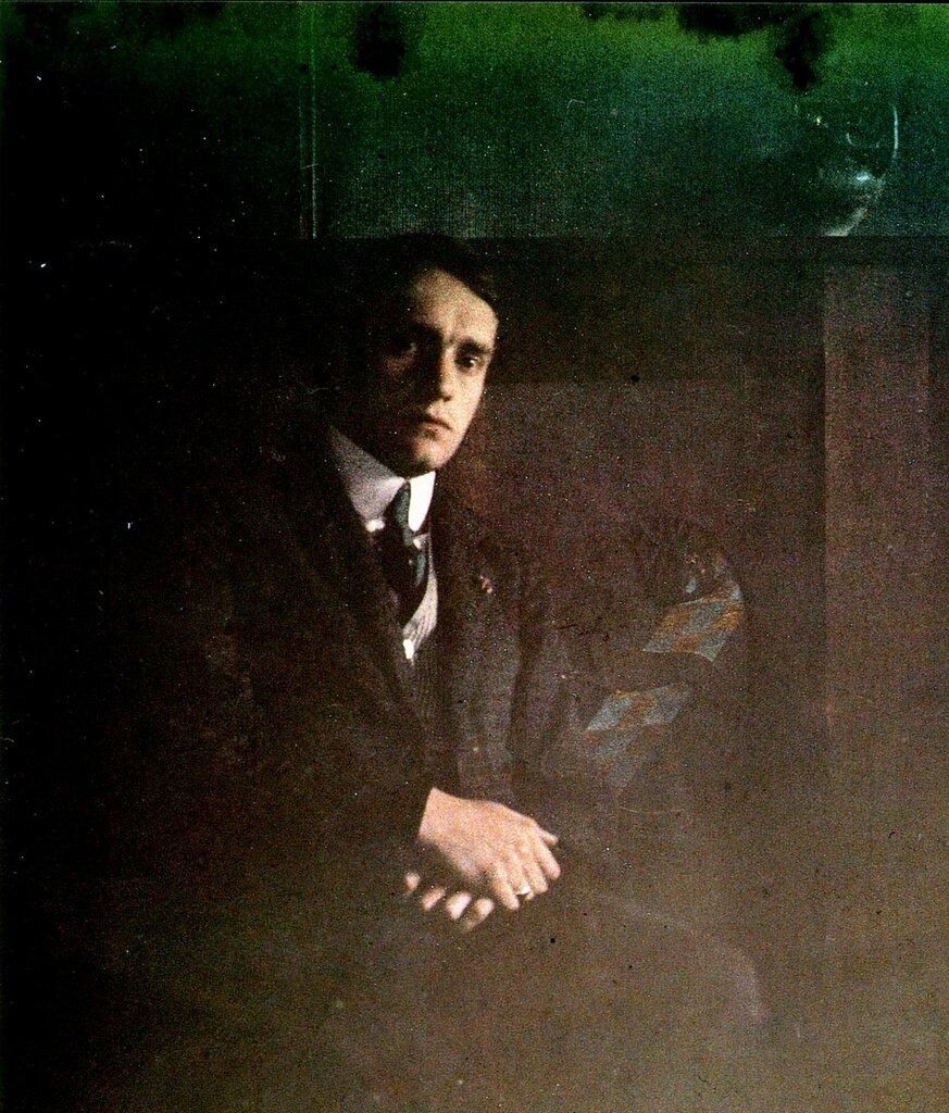 Л. Андреев. Андреич, май 1910. Автохром..jpg