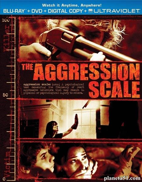 Шкала агрессии / The Aggression Scale (2012/HDRip)