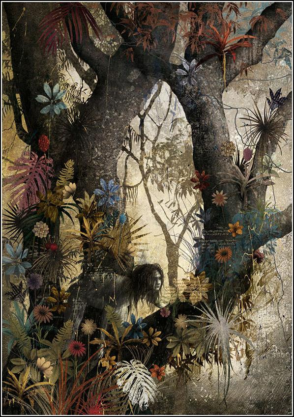 Gabriel Pacheco. El libro de la Selva