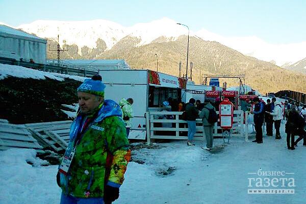 Предолимпийские хроники Сочи 2014