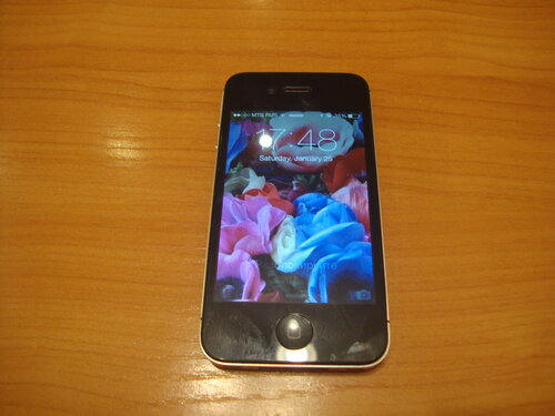 iPhone 4s 16 Gb, Black