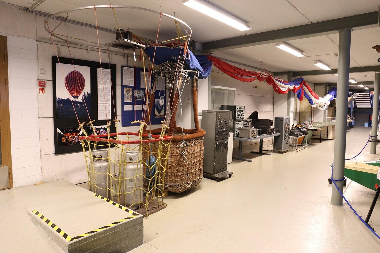 Авиамузей Хельсинки-Вантаа. Зал гражданской авиации.  Finnish Aviation Museum.