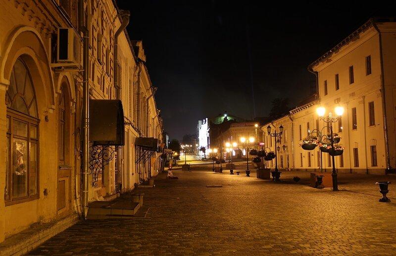 ул. Спасская и здание краеведческого музея IMG_7701
