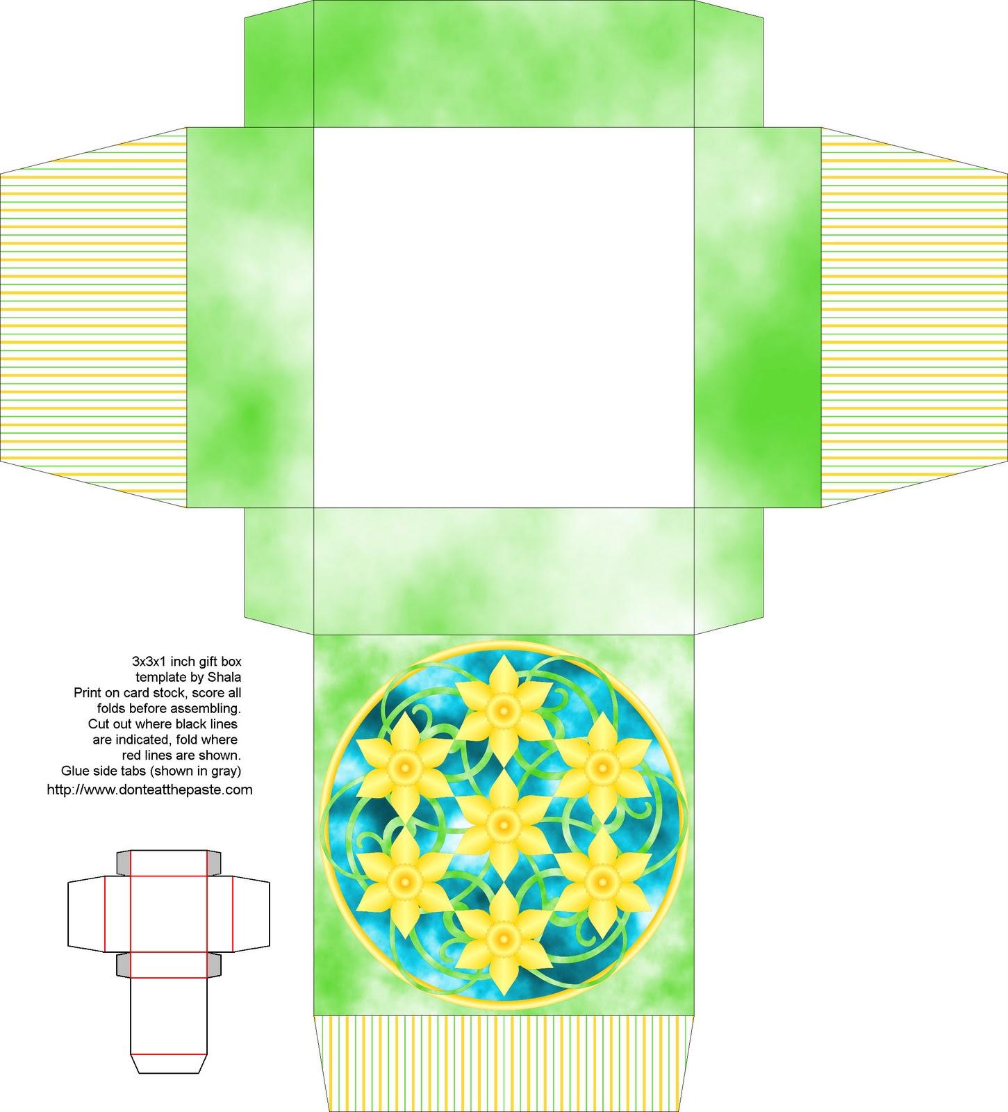 Как сделать торт из бумаги шаблон распечатать