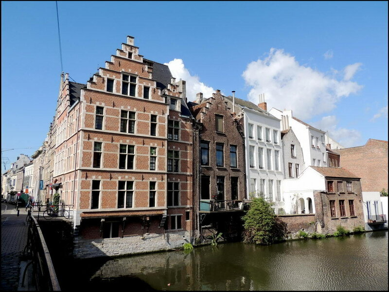 Gent 7887 Onthoofdings brug