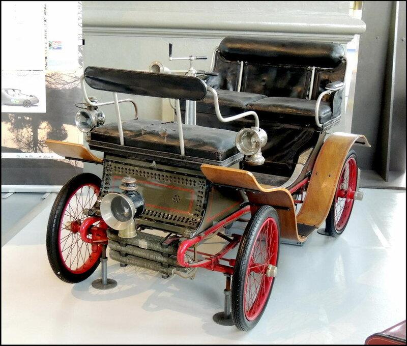 Autoworld 8068 De Dion-Bouton Type G