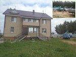 Жилой дом на винтовых сваях в Любашино-1