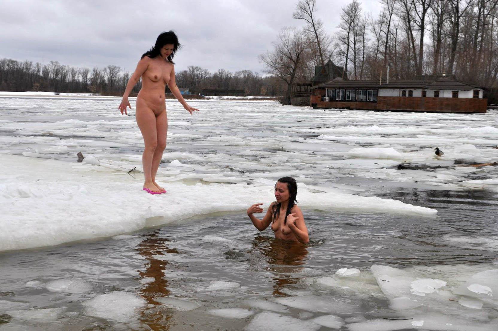 Фото купаемся голышом - Для самых заядлых поклонников секса