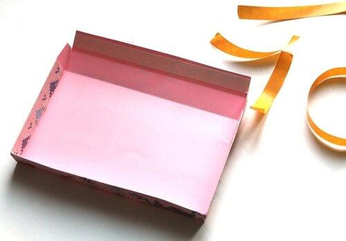 Мастер-класс по изготовлению подарочной коробочки