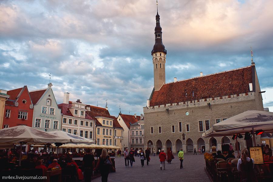 Эстония, Таллин, Старый город Таллина, Ратуша Таллина
