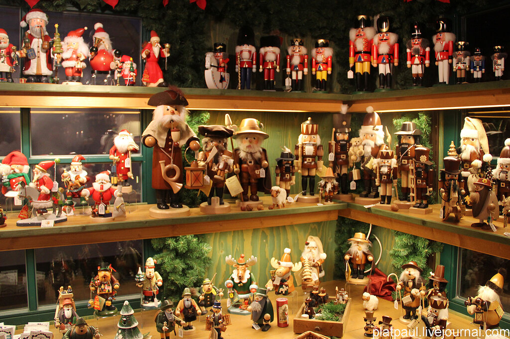 Рождественский Базар в Кельне