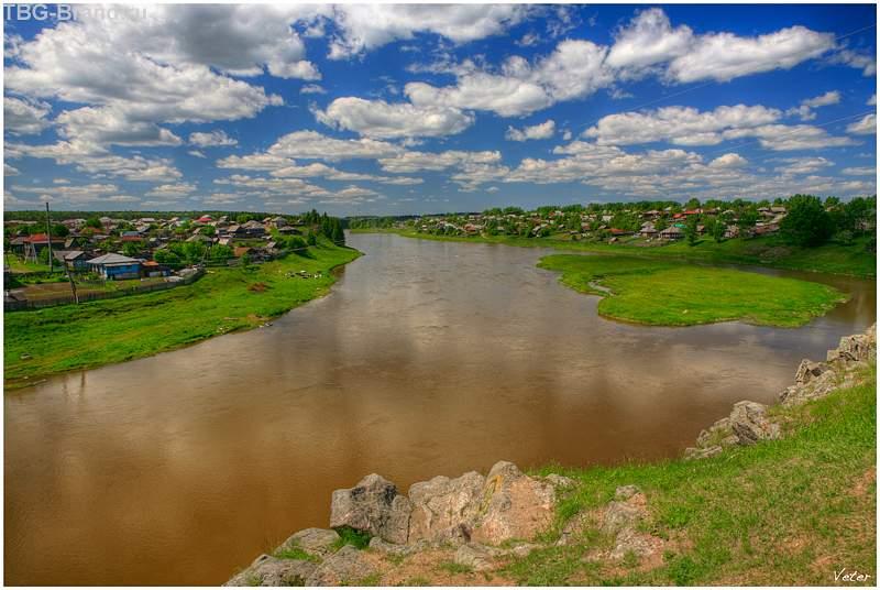 Река Тура