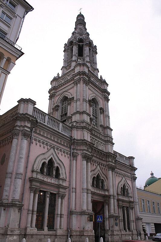 Колокольня Храма Св. Софии Премудрости Божией