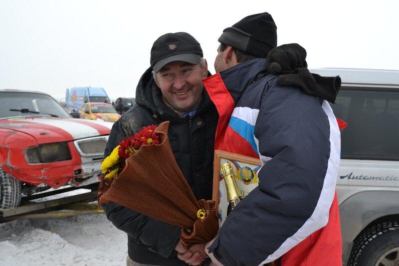 Трековые гонки Черногорск 18 января 2014