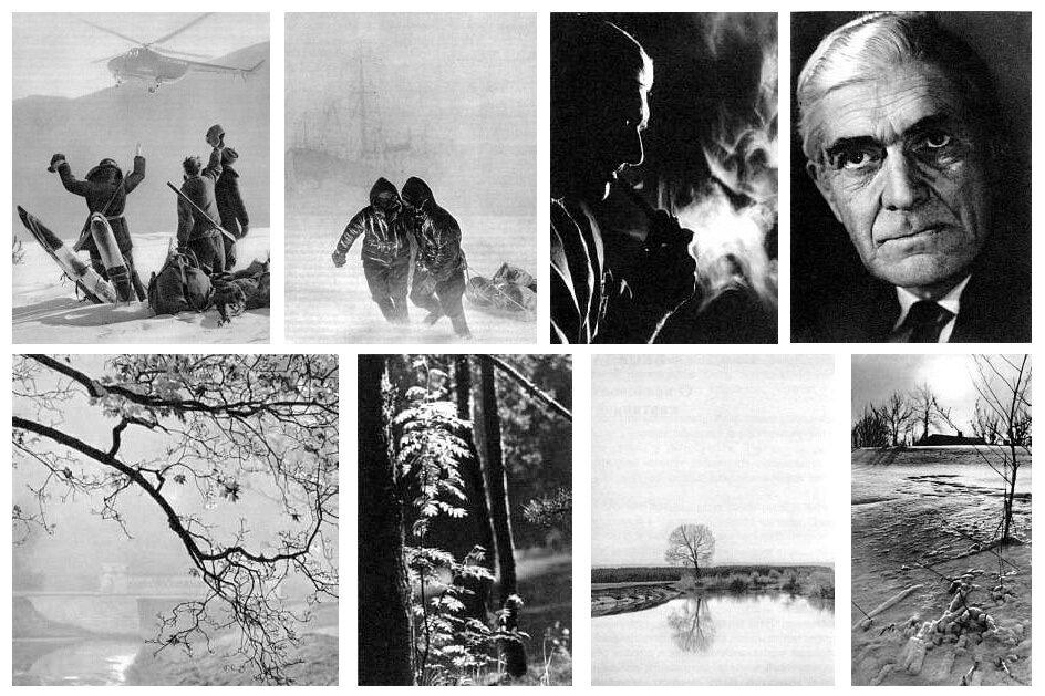 """Книги по фотографии. Иллюстрации из книги Л. П. Дыко """"Беседы о фотомастерстве"""""""