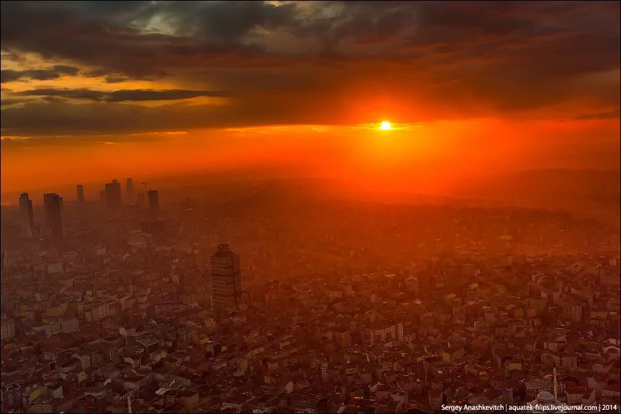 Последний закат перед Апокалипсисом