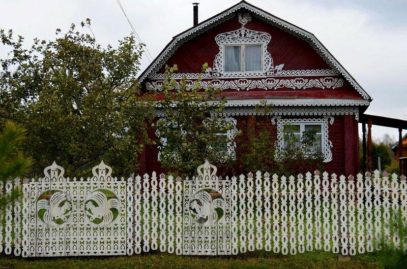 Дом с кружевами