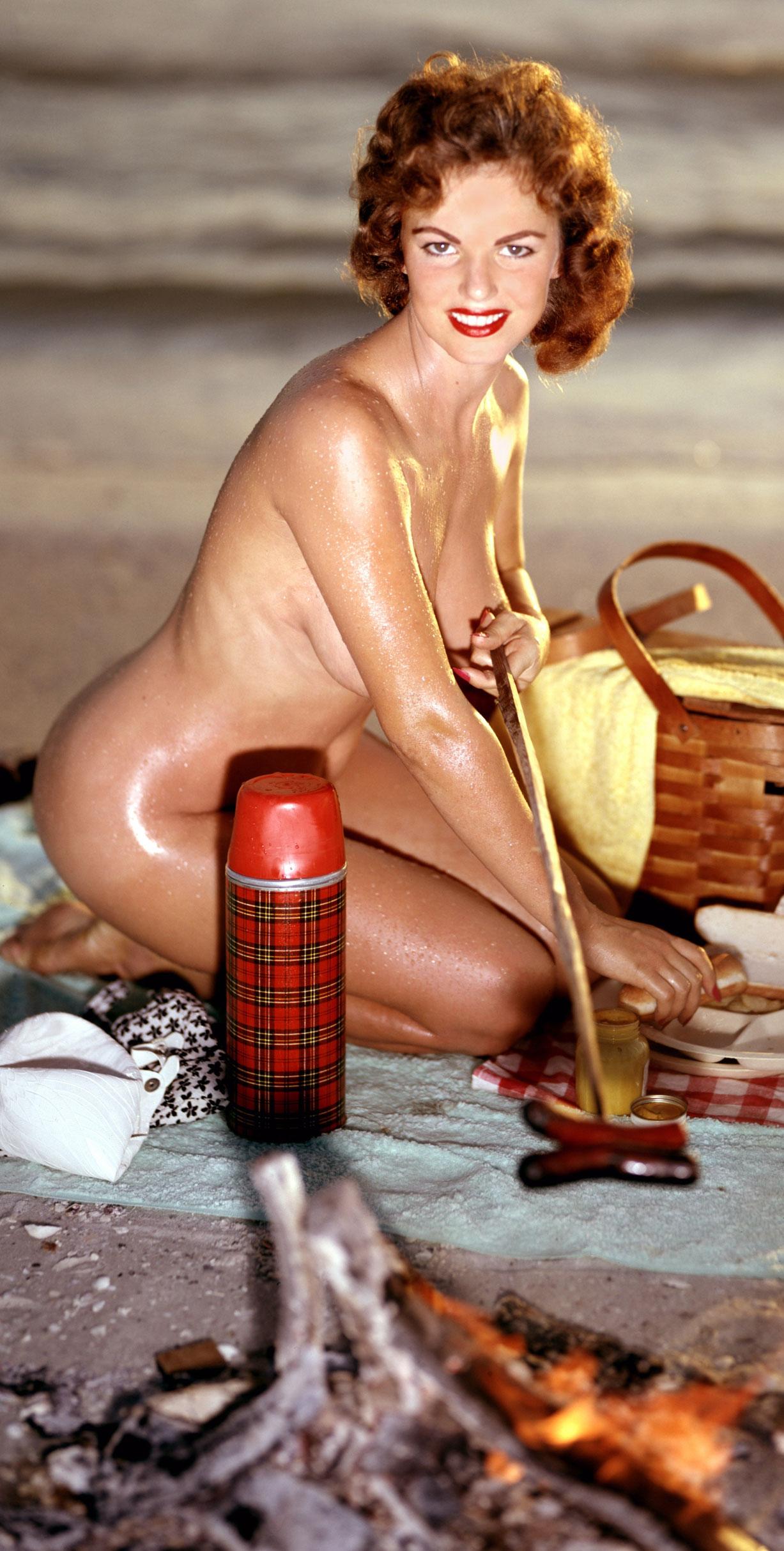 Playboy Playmate - Miss August 1958 | Myrna Weber / Мирна Вебер