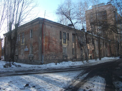 ул. Ольминского 31