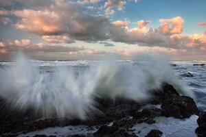 океанские брызги