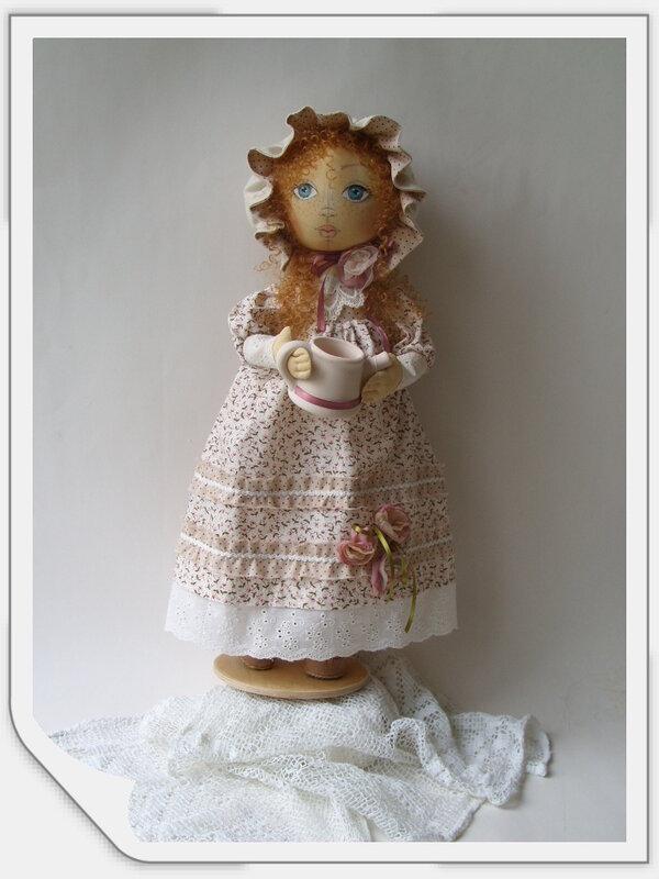 фото кукла