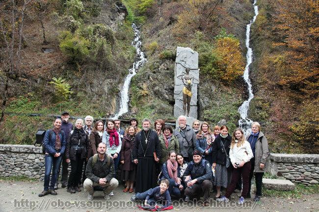 Паломническое путешествие в Грузию