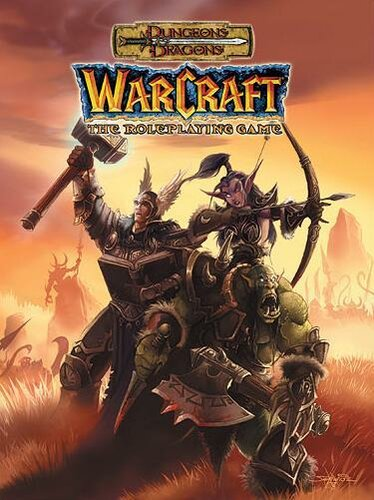 Warcraft: The Roleplaying Game - Core Book