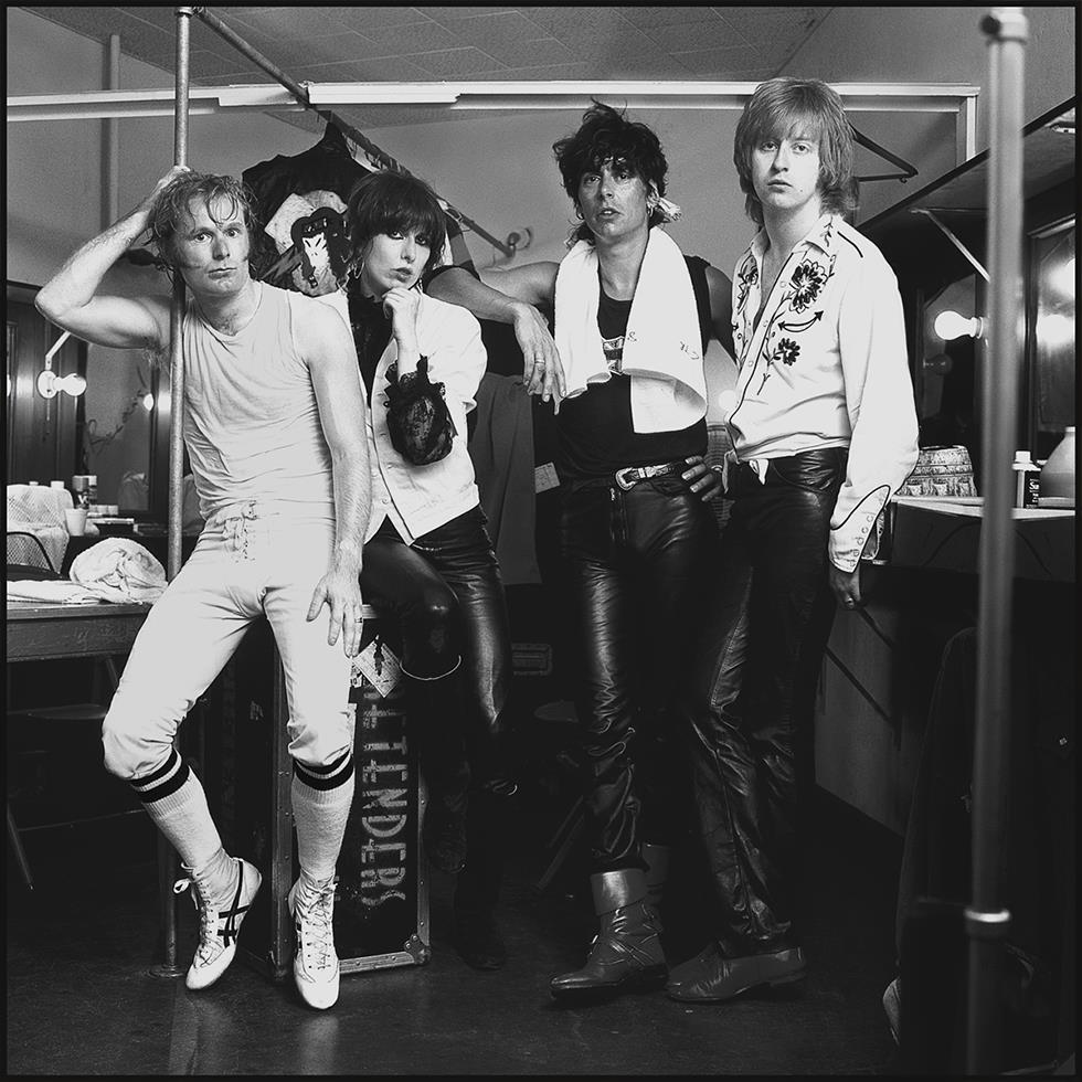 1981. «The Pretenders»