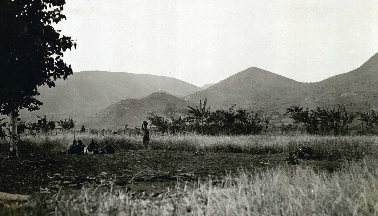 1928. Группа аборигенов в северной части Бурунди